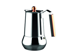 COFFEE MAKER 10 CUPS SS INFINITY BG